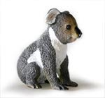 Koala Bear Large Replica 8.5cm, Small 4cm