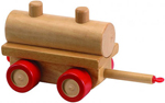 Kobba Playtime Petrol Carriage - Wooden