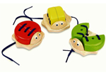 Wooden Lacing Bug by Pintoy