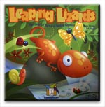 Leaping Lizards - The Colourful Game of Racing Reptiles!