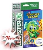 Leapster™ Creature Create Game Cartridge