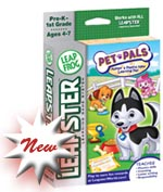 Leapfrog Leapster™ Pet Pals Game Cartridge