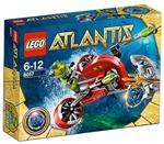 LEGO ® Atlantis Wreck Raider - 8057