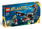 LEGO ® Atlantis Deep sea Striker - 8076
