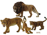 CollectA African Lion Group of four