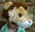 Lion Hat Dress Up