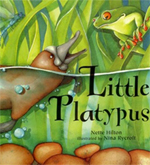 Little Platypus by Nette Hilton