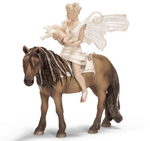 NEW! Iloris and Leolynn - Schleich Elven Rider