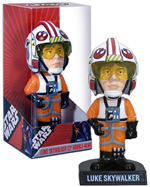 Star Wars - Luke Skywalker X-Wing Pilot Bobble Head
