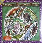 Magnetic Dinosaur Puzzle