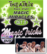Theatrix - Magic Miracles Set 3