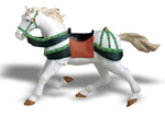 Papo - Maid Marion's Horse