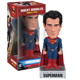 Man of Steel - Superman Bobble Head Wacky Wobbler.