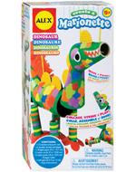 Create A Marionette - Dinosaur