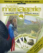 Australian Menagerie - Tropical Rainforest  ADD-ON Habitat
