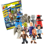 Dr Who Micro Construction Figures Series 1