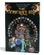 MiYu Magic - The Emerald Boy Illustrated Book