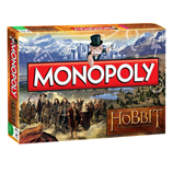 Monopoly - Lord of The Rings - The Hobbit Edition