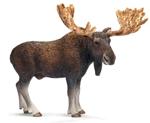 Schleich - Moose Bull - 14619