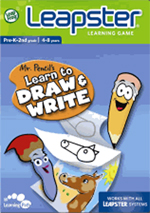 Mr Pencil's Learn to Draw and Write