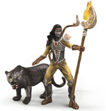 Schleich - Bayala Noctis and Panther - 70428