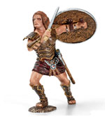 Schleich - New Heroes The Feared Warrior from the North - 70066
