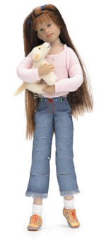 Only Hearts Club Doll - Olivia Hope™ and Dog
