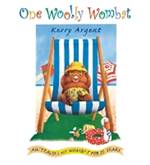 One Woolly Wombat - 25th Anniversary Edition - by Kerry Argent