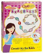 Opti Art Bracelets by Faber-Castell.