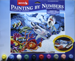 Reeves Paint by Numbers - Underwater World