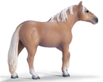 Schleich - Palomino Stallion - 13618 RETIRED