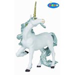 PAPO Silver Unicorn 12cm