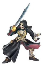 Papo Skull Head Pirate