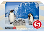 Schleich Penguin Scenery Pack - 41266