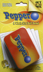 Pepper by Out of the Box