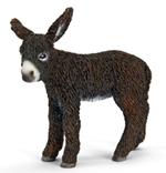 Schleich - Poitou Donkey Foal - 13686