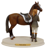 Horse Whispers - Pride and Joy Figurine