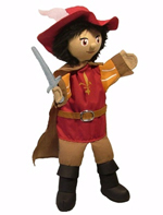 Prince Character Hand Puppet