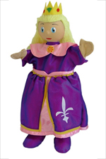 Princess Character Hand Puppet
