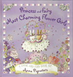 Princess and Fairy Most Charming Flower Girls by Anna Pignataro