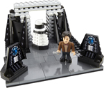 Dr Who - Dalek Progenitor Room Mini Constructor Set.