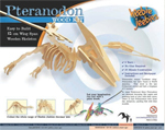 Pteranodon Wooden construction kit - Small