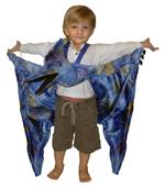 Kids Safari Wrap'n'Ride Pteranodon