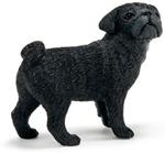 Schleich - Pug Female Dog - 16382