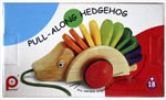 Pull-Along Hedgehog