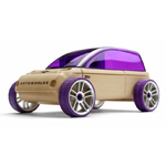 Automoblox - X9 Purple SUV