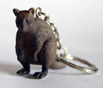 Quokka Replica Key Ring