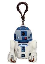 Star Wars - R2D2 4 Inch Talking Plush Clip On