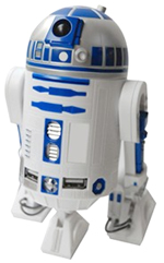 Star Wars R2D2 4 Port USB Hub