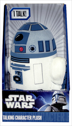 Star Wars - R2 D2 9 Inch Talking Plush
